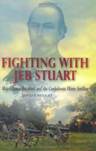 Fighting with Jeb Stuart
